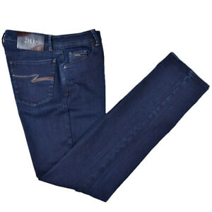 NEW ZILLI JEANS FOR MEN COTTON AND PA WITH CROCODILE  SIZE 38 US 52 EU ZPJU1