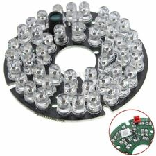 48 LED IR Infrared Illuminator 60 ° Bulb Board For CCTV Security Camera DC 12V