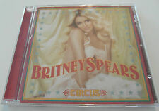 Britney Spears - Circus (CD Album 2008)  Used good