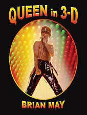 Queen in 3-D (3d Stereoscopic Book), Brian May, New, Hardcover