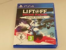 !!! PLAYSTATION PS4 SPIEL Liftoff Drone Racing GUT !!!