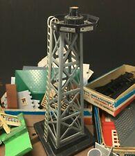 Lionel Trains Signal Bridge - Schoolhouse + Misc Accessory Pieces - Vintage