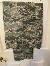 Air Force Cargo Combat Camouflage Camo Trousers  38R New