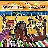 Putumayo Presents Brazilian Groove, Various Artists, Very Good