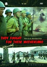 2 DVD russian ONI SRAZHALIS SA RODINU They fought for their Motherland Ruscico