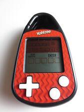 Hasbro 2011 YAHTZEE Keychain Mini Electronic Handheld Game #1734 (H021)