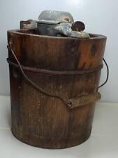 Early 1900's Peerless freezer salesman sample ice-cream maker