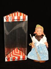 Hummelwerk by W Goebel Oeslau 1966 Vinyl Gretel Doll #1806 in Original Box
