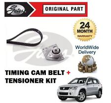 FOR SUZUKI GRAND VITARA 1.9DT DDiS 2005-> New GATES TIMING CAM BELT TENSION KIT