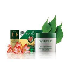 Biotique Saffron Dew Youthful Nourishing Day Cream Type 50gm