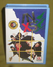 INXS The Hits Collection Golden Lion Records UAE Cassette