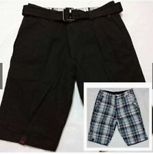 RIVERSIBLE SHORT Brown Size 28 to 34