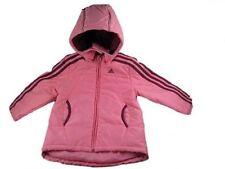 Manteaux, vestes et tenues de neige roses en polyester pour fille de 2 à 16 ans Printemps