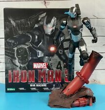 Kotobukiya Iron Man 3 Marvel Movie War Machine ArtFX Statue Complete in Box RARE