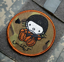 KANDAHAR WHACKER© NATO ISAF JSOC SFG ODA SAS KSK TROPHY SSI: Arabic Hello Kitty