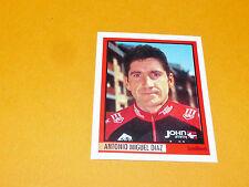 N°257 DIAZ CASTELLBLANCH MERLIN GIRO D'ITALIA CICLISMO 1995 CYCLISME PANINI