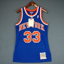 100% Authentic Patrick Ewing Mitchell Ness 91 92 Knicks Jersey Size 56 3XL Mens