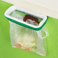 Garbage Bag Holder Hanging Cupboard Cabinet Tailgate Stander Storage Trash Rack