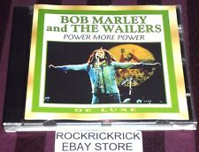 BOB MARLEY AND THE WAILERS -POWER MORE POWER -20 TRACK RARE CD (SONORA CD 66104)