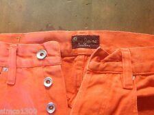 VINTAGE 80's Pepe Jeans Fabulous Orange Colour