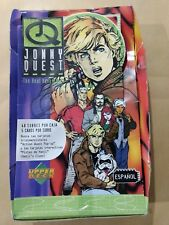 BOX WITH 48 PACKS TRADING CARDS JONNY QUEST