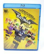The LEGO Batman Movie (Bilingual) Blu-ray + DVD (2017) REGION FREE