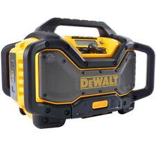 DeWalt DCR027 240V XR FlexVolt DAB Bluetooth Digital Radio Charger