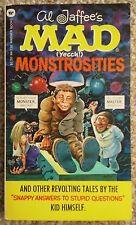 AL JAFFEE'S MAD (YECCH!) MONSTROSITIES 1st Edition 1974 MAD MAGAZINE