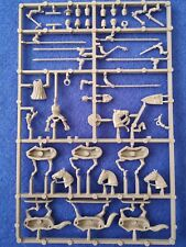 Conquest Miniatures Medieval Knights command sprue.