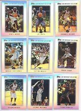 """03/04 Topps Contemporary NBA Cards """"PICK TEN"""" COMPLETE YOUR SET! CHOOSE ANY 10!"""