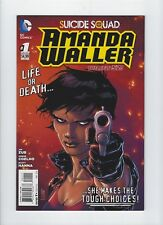 Suicide Squad: Amanda Waller #1 | One-shot Issue | Very Fine/Near Mint (9.0)