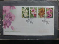 AUSTRALIA 1998 BOTANIC GARDENS SET 4 STAMPS FDC FIRST DAY COVER P/M TOWNSVILLE