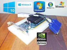 Dell Dimension 9100 9150 9200 E510 E520 1GB Tower Dual VGA Monitor Video Card