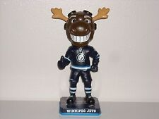MICK E. MOOSE Winnipeg Jets Mascot Bobble Head 2016 NHL* Bighead #d/150 IN STOCK