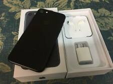 USED Apple iPhone 7 128GB Matte Black - Factory Unlocked, Complete