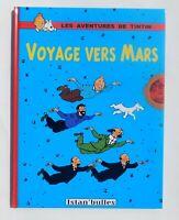TINTIN. VOYAGE VERS  MARS. Album pastiche couleurs. Les aventures turques tome 4