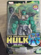 Marvel Legends Hulk Classics War Hulk Toybiz New and Sealed RARE !!!!!!