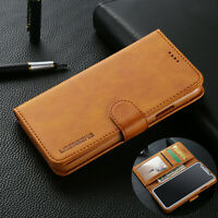For Samsung Galaxy Note 20 Phone Case Magnetic Flip Leather Wallet Stand Cover