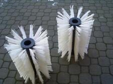 Bürstenwalzen (Paar) für Agria 400, 100 cm Arbeitsbreite, fein, 0494161