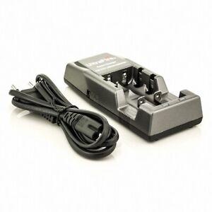 Universal Digital Ladegerät für 18650 17670 14500 CR123A Li-Ion Akku Charger