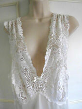 Women's Lace Nightdresses Shirts Vintage Nightwear & Robes