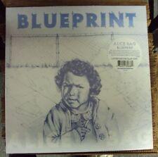 ALICE BAG Blueprint LP SEALED blue vinyl punk Bags Don Giovanni