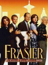 Brand New DVD Frasier Complete Third Season Kelsey Grammar David Hyde Pierce