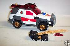 Transformers Armada Red Alert and Longarm Figures