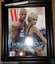 Bargain LOT of DAVID BECKHAM Stuff - Books, Mags, Photos w/POSH SPICE Victoria
