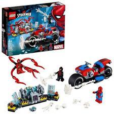 LEGO? Marvel Super Heroes - Spider-Man Bike Rescue 76113 235 Pcs