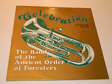 LP CELEBRATION BAND OF THE ANCIENT ORDER OF FORESTERS Ray Farr DICKMAN selvidge