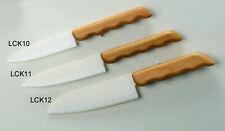 "Legnoart Katana 5"" Ceramic Kitchen Knife with Cherry Handle"