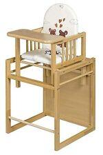 Best For Kids Kinderhochstuhl Kombihochstuhl Babyhochstuhl Hochstuhl Stuhl Holz