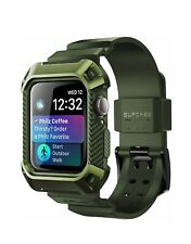 Supcase Unicorn Beetle Pro Apple Watch 4 Series 44 mm Dark Green NEW